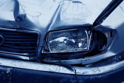 Car Accident Anchorage